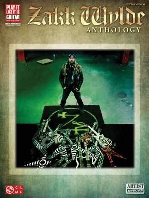 Zakk Wylde :Anthology Product Image