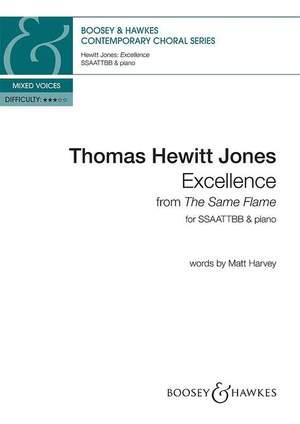 Hewitt Jones, T: Excellence
