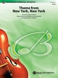 John Kander: New York, New York, Theme from