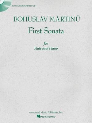 Bohuslav Martinu: First Sonata For Flute And Piano