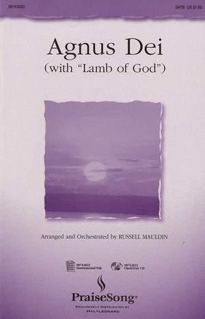 Michael W. Smith_Twila Paris: Agnus Dei (with Lamb of God)