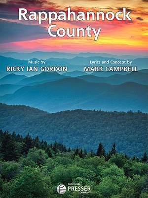 Gordon, R I: Rappahannock County