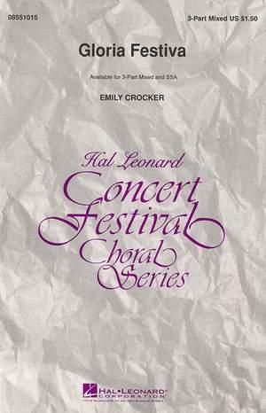 Emily Crocker: Gloria Festiva