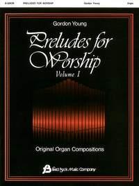 Gordon Young: Preludes for Worship Volume 1