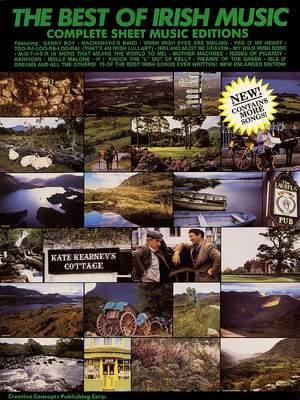 The Best of Irish Music Product Image