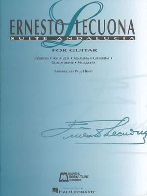 Ernesto Lecuona: Ernesto Lecuona - Suite Andalucia