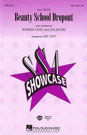 Jim Jacobs_Warren Casey: Beauty school dropout 'Grease' (SSA)