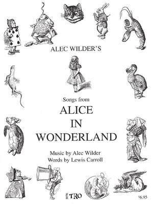 Alec Wilder: Alice in Wonderland