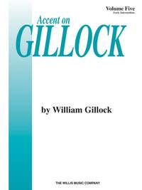 Accent on Gillock Book 5