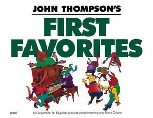 John Thompson's First Favorites