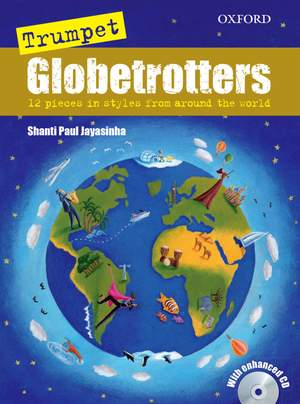 Jayasinha, Shanti Paul: Trumpet Globetrotters