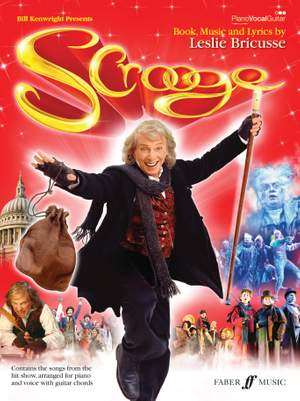 Leslie Bricusse: Scrooge (vocal selections)