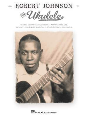 Robert Johnson for Ukulele Product Image