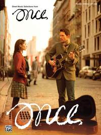 Glen Hansard/Markéta Irglová: Once: Sheet Music Selections