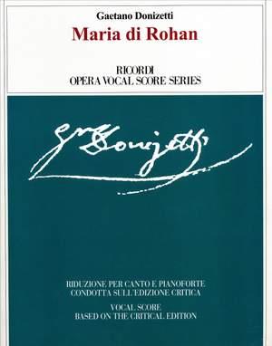 Gaetano Donizetti: Maria Di Rohan
