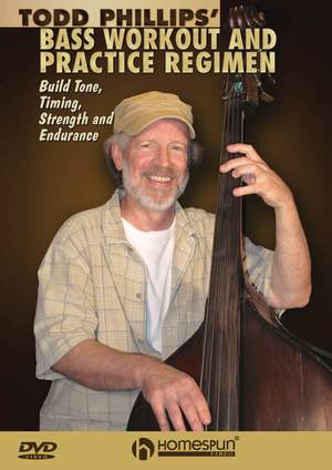 Todd Phillips' Bass Workout and Practice Regimen Product Image