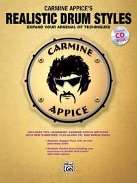 Carmine Appice: Realistic Drum Styles
