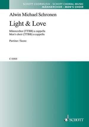 Schronen, A M: Light & Love