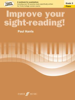 Paul Harris: Improve Your Sight-Reading