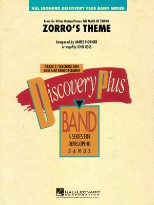 James Horner: Zorro's Theme