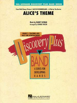 Danny Elfman: Alice's Theme (from Alice in Wonderland)