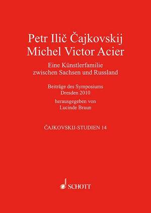 Peter Tschaikowsky - Michel Victor Acier