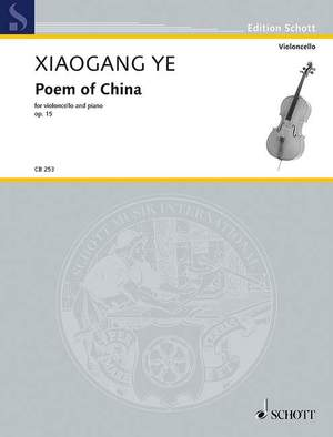 Ye, X: Poem of China op. 15