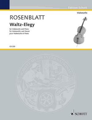 Rosenblatt, A: Waltz-Elegy