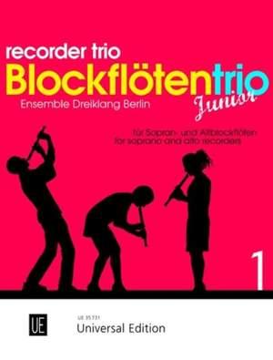 Recorder Trio Junior Band 1