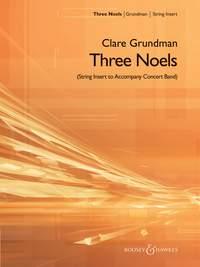 Grundman, C: Three Noels