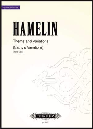 Marc-André Hamelin: Theme & Variations
