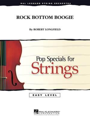 Robert Longfield: Rock Bottom Boogie