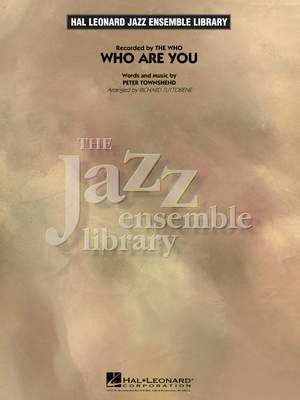Pete Townshend: Who Are You: Recorded by The Who