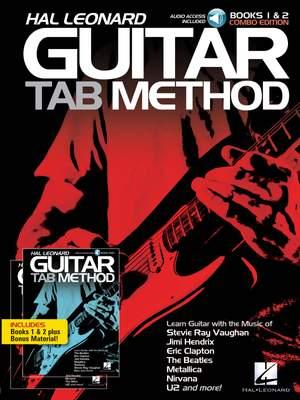 Hal Leonard Guitar TAB Method Books 1 & 2