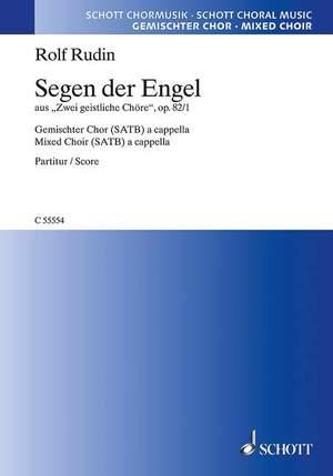 Rudin, R: Segen der Engel op. 82/1