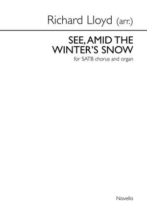 John Goss: See Amid The Winter's Snow