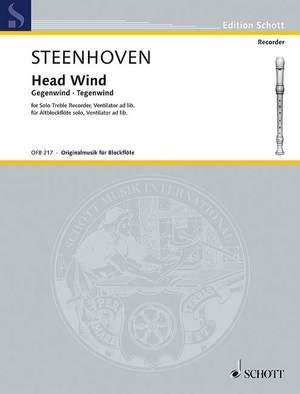 Steenhoven, K v: Head Wind
