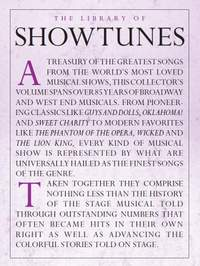 Library of Showtunes