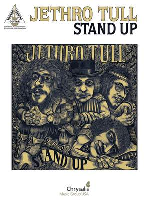 Jethro Tull Stand Up Guitar Recorded Version