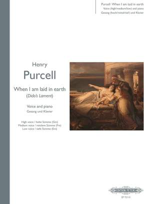 Purcell: Dido's Lament (In Three Keys)