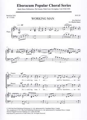 Macneil, Rita: Working Man