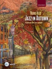 Nikki Iles: Jazz in Autumn + CD