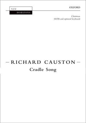 Causton, Richard: Cradle Song