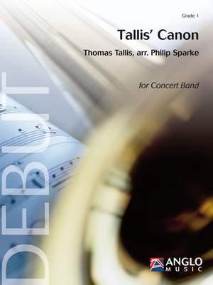 Tallis, Thomas: Tallis' Canon
