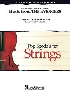 Silvestri, Alan: Music from The Avengers