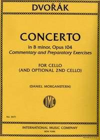 Dvorák, A: Concerto in B minor op.104
