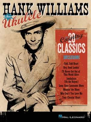 Hank Williams for Ukulele Product Image