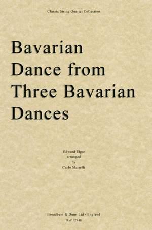 Elgar, Edward: Bavarian Dance from Three Bavarian Dances