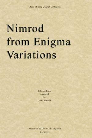 Elgar, Edward: Nimrod from Enigma Variations