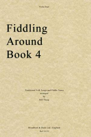 Traditional: Fiddling Around Book 4